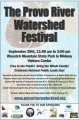 Provo River Watershed Festival