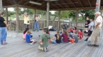 Austwell-Tivoli ISD Students Experience Hawk Watch